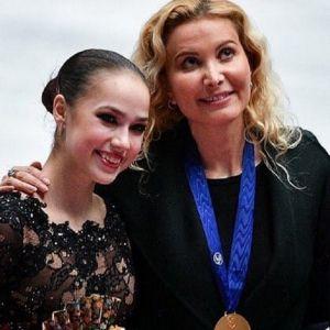 Подробнее: Этери Тутберидзе высказалась об Алине Загитовой