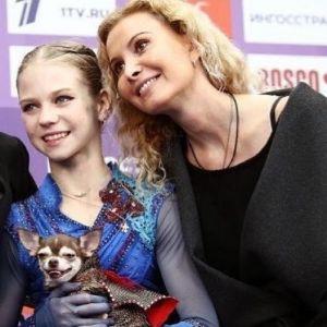 Подробнее: К Этери Тутберидзе обратилась Александра Трусова