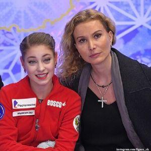 Подробнее: Этери Тутберидзе лишилась еще одной воспитанницы- чемпионки Европы Алены Косторной