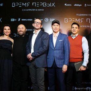 Подробнее: Миронов,Хабенский, беременная Урсуляк и другие знаменитости на премьере «Время первых»