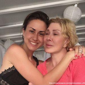 Подробнее: Дочка Любови Успенской показала скандальную переписку с мамой