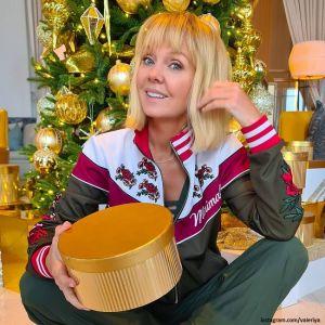 Подробнее: Валерия получит на Новый год самый дорогой подарок