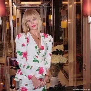 Подробнее: Певица Валерия отметила 53-летие на сцене, выступив с новой программой