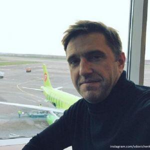 Подробнее: Владимира Вдовиченкова домогались в аэропорту