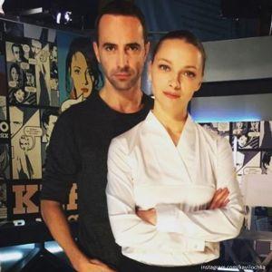 Подробнее: Екатерина Вилкова боится, что ей скоро придется брить бороду