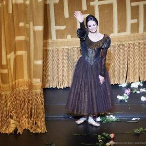 Подробнее: Диана Вишнева  попрощалась с Американским театром балета
