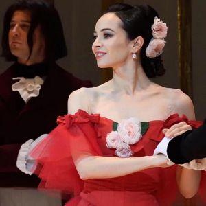 Подробнее: Балерина Диана Вишнева в свой день рождения показала трехлетнего сына