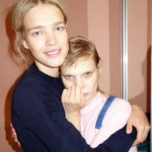 Подробнее: Наталья Водянова объявила акцию, посвященную детям с синдромом Дауна