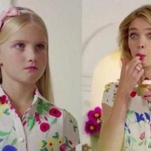 Подробнее: Наталья Водянова представляет одежду для мам и их дочек