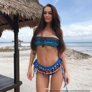 Подробнее: Алена Водонаева сделала роскошный подарок родителям