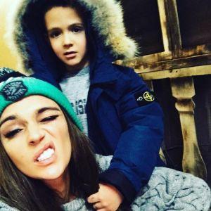 Подробнее: Алена Водонаева о воспитании сына