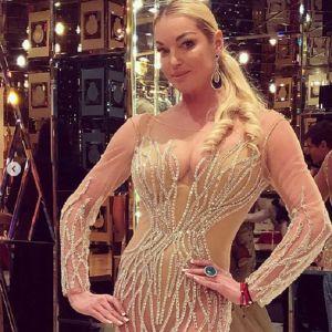 Подробнее: Анастасия Волочкова засветила свои трусики