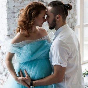 Подробнее: Беременная Татьяна Волосожар готовится к родам в бассейне «Лапино»