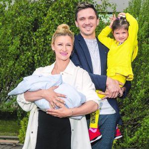 Подробнее: Татьяна Волосожар поделилась милым фото с месячным сыном
