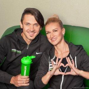Подробнее: Максим Траньков показал первый снимок с маленькой дочкой