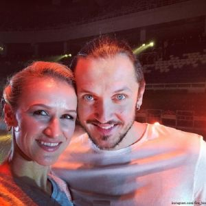 Подробнее: Татьяна Волосожар с Максимом Траньковым в Сочи совмещают работу и отдых