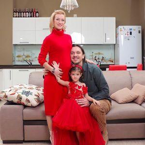 Подробнее: Татьяна Волосожар боялась рассказать дочери о будущем братике