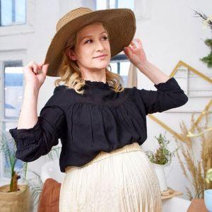 Подробнее: Татьяна Волосожар через месяц после родов начала работать