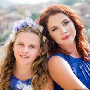 Подробнее: Дочь Екатерины Вуличенко  отметила первый юбилей и дебютировала в кино