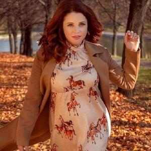 Подробнее: Беременная Екатерина Вуличенко снялась в купальнике
