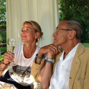 Подробнее: Юлия Высоцкая опубликовала романтичные фото с мужем в честь его дня рождения