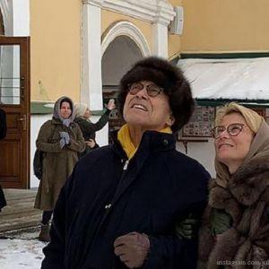 Подробнее: Юлия Высоцкая высказалась по поводу венчания с Андреем Кончаловским