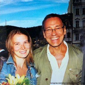 Подробнее: Юлия Высоцкая опубликовала романтичные снимки с Андреем Кончаловским в день его рождения