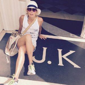 Подробнее: Юлия Высоцкая и ее муж проводят отпуск на Лазурном Берегу со скандинавскими палками и велосипедом