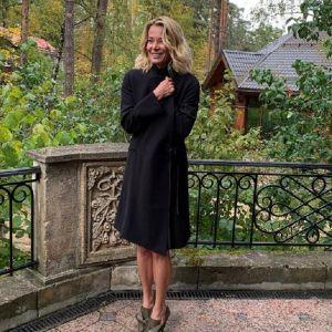 Подробнее: Юлия Высоцка поделилась полуобнаженным фото