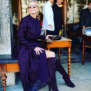 Подробнее: Юлия Высоцкая поделилась фото в объятиях мужа