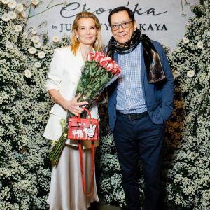 Подробнее: Егор Кончаловский получил забавное поздравление от своей мачехи Юлии Высоцкой с 55-летием