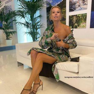 Подробнее: Юлия Высоцкая показала стройную фигуру в бикини и призналась, что мечтает о море