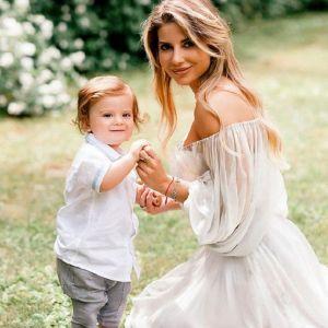 Подробнее: Галина Юдашкина показала милейшее фото с годовалым сыном