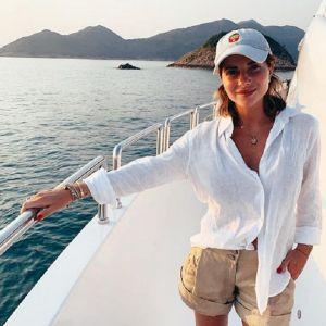 Подробнее: Галина Юдашкина устроила фотосессию в купальнике на яхте