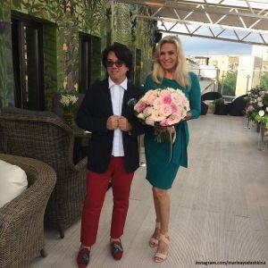 Подробнее: Марина Юдашкина поздравила своего знаменитого мужа с 33-ей годовщиной свадьбы