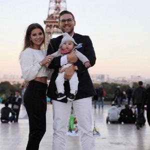 Подробнее: Галина Юдашкина  вышла на подиум в Париже вместе с маленьким сыном