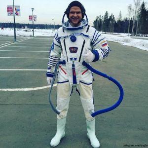 Подробнее: Владимир Яглыч готовится к полету в космос