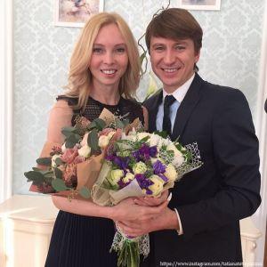 Подробнее: Алексей Ягудин с женой отмечают годовщину свадьбы