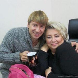 Подробнее: Алексей  Ягудин рассказал о сюрпризе, который спортсмены приготовили  к юбилею Татьяны Тарасовой