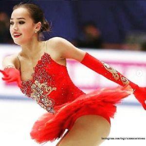 Фото Алины Загитовой. Подробнее: Алина Загитова устала побеждать, уверена тренер Туктамышевой