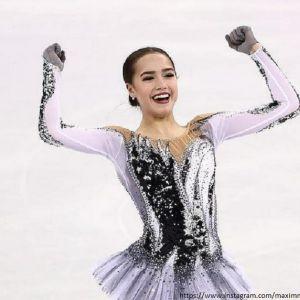 Подробнее: Алина Загитова вновь установила мировой рекорд