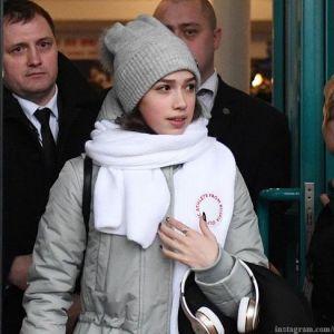 Подробнее: Алина Загитова заболела