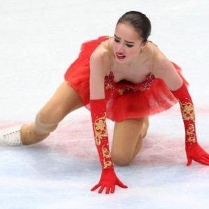 Подробнее: Алина Загитова не справилась с нервами и стала пятой на чемпионате мира