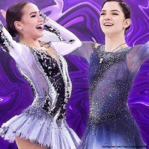 Подробнее:  Алина Загитова и Евгения Медведева откатали короткую программу с мировыми рекордами